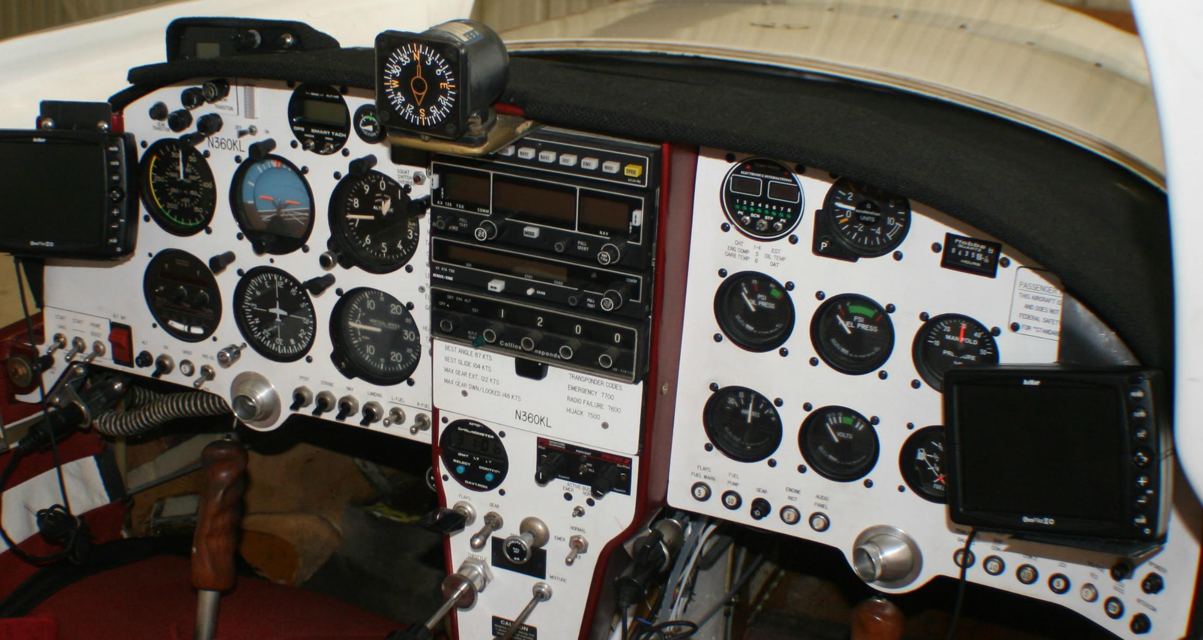 Lancair360_panel1