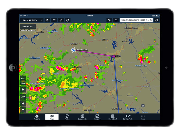 ADS-B Weather