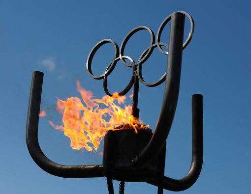 Appareo Olympics Cauldron