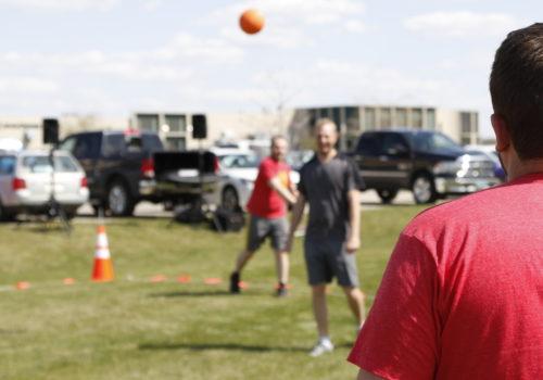 Appareo jedi dodgeball