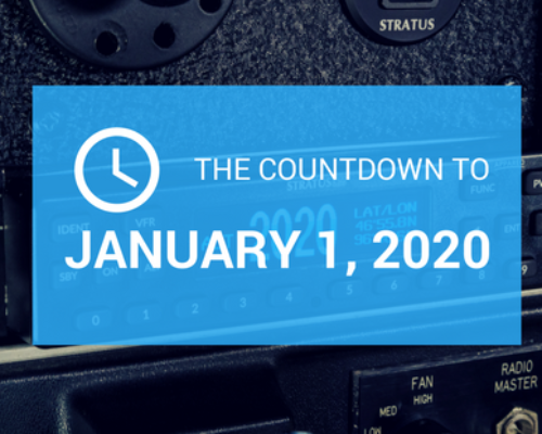 ADS-B Countdown