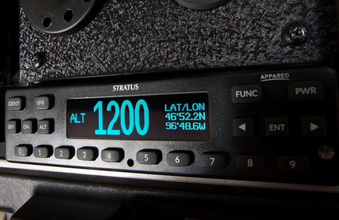 Appareo Expands AML-STC for Stratus ADS-B Transponders